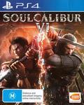 [PS4] Soul Calibur VI $25 + Delivery ($0 with Prime/ $39 Spend) @ Amazon AU