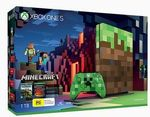 Xbox One S 1TB Minecraft Special Edition $200 @ Target