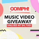Win a Music Video Worth $4700 from OOMPH!