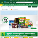 $15 off $200+ Spend @ Woolworths Online