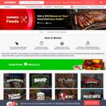 Get $10 Back on Your Next Food Delivery Order at Menulog or Deliveroo via ShopBack (New SB Customers Only)