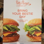 [NSW] 2 for 1 Classic Burgers @ Betty's Burgers (Market St, Sydney)