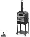 Wood Fire Pizza Oven $149 @ ALDI