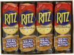 Ritz Peanut Butter Cracker Sandwiches - $5.72 & Delivery/ Free with Prime @ Amazon USA via Amazon AU