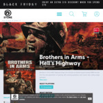 [PC] UPlay - Brothers in Arms: Hell's Highway (rated 88% positive on Steam) - $2.49 AUD - Ubisoft Store