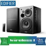 Edifier R1280DB (Black/Brown) $99, Edifier R1700BT (Black/Brown) $130.84 + Delivery (Free with eBay Plus) @ eBay Wireless1