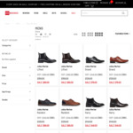All Men's Shoes & Boots $99 & under (Free Shipping on Orders $99 or More) @ Shoe Warehouse Online