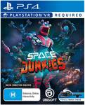 [PS4] Space Junkies VR $19 + Delivery (Free C&C) @ Big W (Save $30)