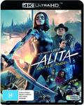 Alita: Battle Angel (4K Ultra HD) $10.99 + Delivery ($0 with Prime/ $39 Spend) @ Amazon AU