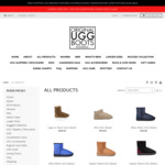 25% off Sitewide OzBargain Exclusive (Postage $12.95 Reg, $19.95 Express) @ Original UGG Boots