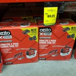 [NSW] Ozito Power X Change PXC 18V 2 Cordless 2-Piece Garden Care Kit $89.25, Clearance @ Bunnings, Alexandria