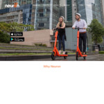 [SA, QLD] Free Monthly E-Scooter Pass (Normally $89) for Public Health Workers in Adelaide and Brisbane - Neuron Mobility