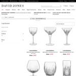 Luigi Bormioli Alfieri Hi Ball Glass Set of 4 $15 (Was $50) C&C + More @ David Jones
