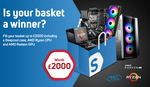 Win Over $3,600 Worth of Gaming Products from Scan