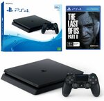 [Pre Order] PlayStation 4 Slim 500GB Black with The Last of Us Part II $439.95 +~ $15 Metro Delivery @ The Gamesmen
