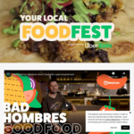 50% off Participating Chinese Restaurants - Local Food Fest ($20 Max Discount) @ Uber Eats