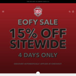 EOFY Sale - 15% off Your Order (Delivery $15 or Free with $125 Spend) @ Vic's Meat