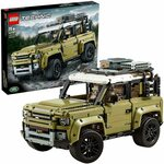 LEGO Technic Land Rover Defender 42110 Building Kit - $239 Delivered @ Amazon AU