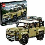 LEGO Technic Land Rover Defender 42110 Building Kit - $239 Delivered @ Amazon AU