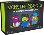 Monster Rejects: The Monsters That Nobody Loves Card Game $10 Delivered (was $34.95) @ Gameology