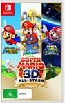 [Switch] Super Mario 3D All Stars $69 Delivered (Bonus $20 Credit for Using ZipPay at Checkout) @ Big W