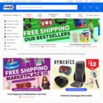Free Shipping on Best Seller & Bulk Buys with No Minimum Spend on Catch
