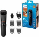 Philips Series 3000 7-in-1 Multi Grooming Kit $31.08 + Delivery ($0 with Prime) @ Amazon UK via AU
