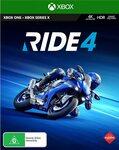 [Pre Order, XSX, XB1] Ride 4 $49.99, FIFA 21 $59 Delivered @ Amazon AU