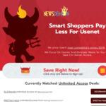 18 Months of Unlimited Usenet + VPN US$29 (~A$40) @ News Demon