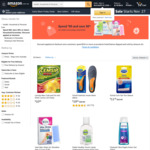 Cyber Monda Deal Spend $50 & Save 30% on Select Everyday Essentials from Brands Including Dettol, Veet & More @ Amazon AU