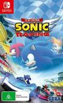 [Switch] Team Sonic Racing $34 + Delivery ($0 with Prime/ $39 Spend) @ Amazon AU
