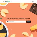 6x Free Deliveries ($30 Min. Order) @ Uber Eats