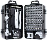 FomaTrade 115 in 1 Screwdriver Kit $27.99 (Was $39.99) + Delivery (Free with Prime/ $39 Spend) @ Reborn-AU via Amazon AU