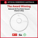 [eBay Plus] Roborock S6 Pure for $509.36 Delivered (+ $50 eBay Gift Card) @ Roborock Australia eBay