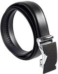 Men's Leather Belt US$6.74 (~A$8.69) + US$5.99 (~A$7.72) Delivery ($0 with US$25 / A$32.50 Spend) @ Beltbuy