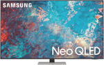 """[Pre Order] Samsung 75"""" QN85A 4K UHD Neo QLED Smart TV $3820.75 + Delivery (5% Cashback Available) @ The Good Guys"""