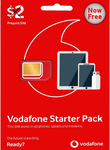 Free - Vodafone $2 Starter Pack SIM Card Delivered @ FreeSimCards