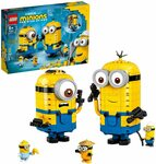LEGO Minions Brick-Built Minions and Their Lair 75551 $55 Delivered @ Amazon AU