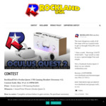 Win an Oculus Quest 2 VR Gaming Headset from Rockland USA