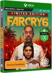 [XB1, PS5, Pre Order] Far Cry 6 Limited Edition $79 + Delivery ($0 C&C) @ JB Hi-Fi