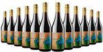 """James Estate """"Estate"""" Shiraz 2019 SEA 12x750ml $47.20 Delivered ($46.02 with eBay Plus) @ Just Wine eBay"""