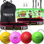 [Prime] TEKXYZ Boxing Reflex Ball Family Pack $14.84 Delivered @ TEKXYZ-AU via Amazon AU