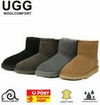 UGG Classic Mini Boots $40.80 ($39.84 with eBay Plus) Delivered @ Linen Dreams via eBay