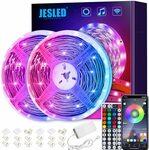 10m Wi-Fi RGB Music Strip Light $28.49 Delivered @ JESLED via Amazon AU