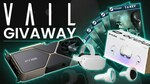 Win an NVIDIA 3080, 2x Oculus Quest 2 VR Headsets & 5x VAIL VR Game Keys from VAIL VR
