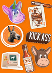 Free: Limited Edition Sticker Pack Delivered @ Sticker Mule