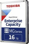 "Toshiba 16TB MG Series Enterprise 3.5"" Storage, 6 Gbit/s, 7200 RPM, 5 Yr Warranty $589.49 + Delivery ($0 w/ Prime) @ Amazon UK"