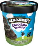 Ben & Jerry's Chocolate Therapy Tub 458ml $6 @ Woolworths