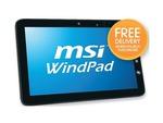 """MSI Windpad Tablet 7"""" $149 from BigW"""