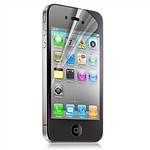 Transparent LCD Screen Protector for iPhone 4G iPhone 4S - 1c ($0.01 Including Shipping)